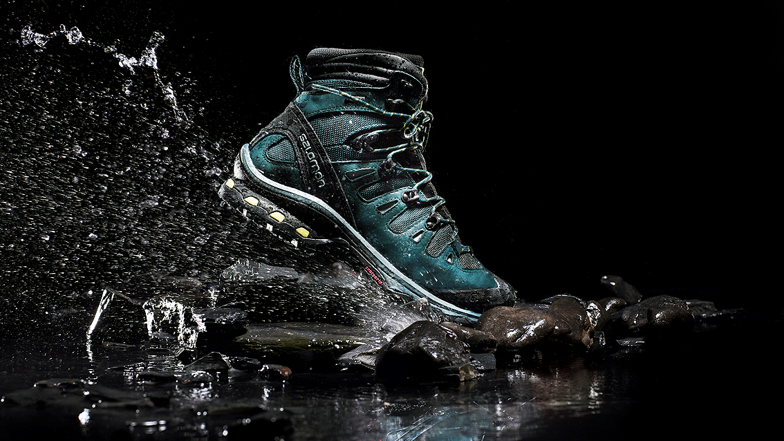 b815cf34952 Salomon Quest 4D 3 GTX will let you walk and walk and walk and walk and… |  T3