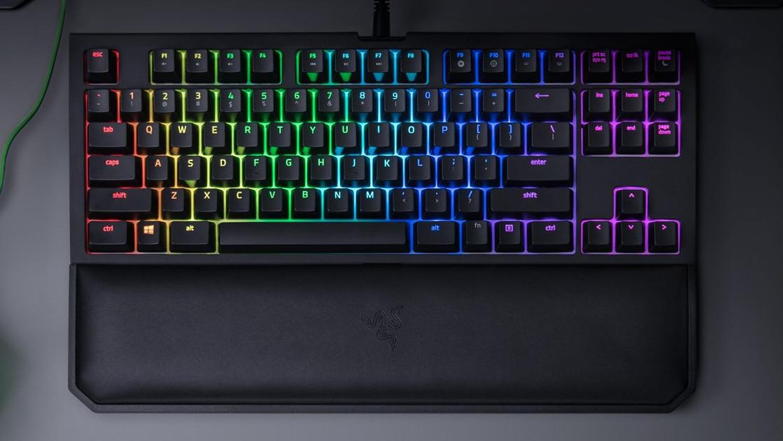 Razer's BlackWidow Tournament Edition V2 keyboard is $34 off right