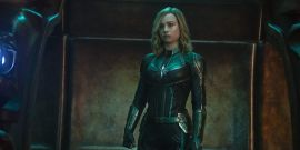 The Star Wars Project Captain Marvel's Brie Larson Missed Out On