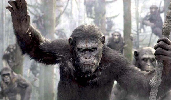 Planet of the apes matt reeves batman