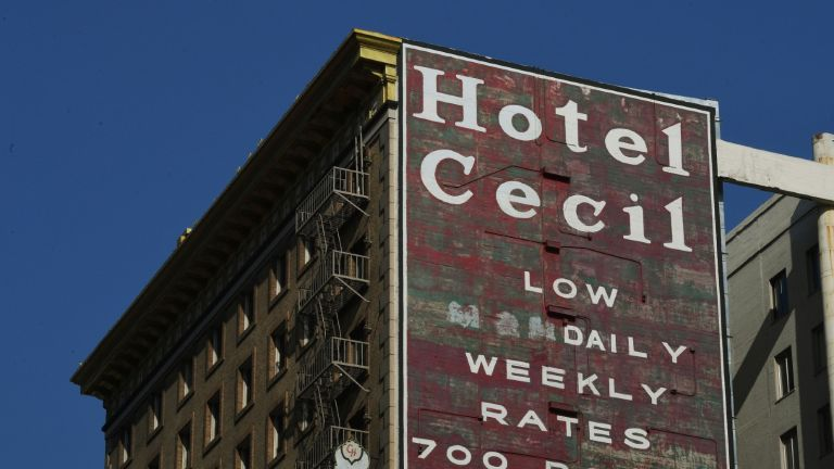 The Cecil Hotel was named a historic-cultural monument by the City Council in a unanimous 10-0 vote in Los Angeles, California on February 28, 2017