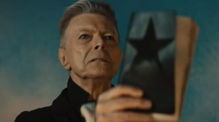 A promotional picture of David Bowie