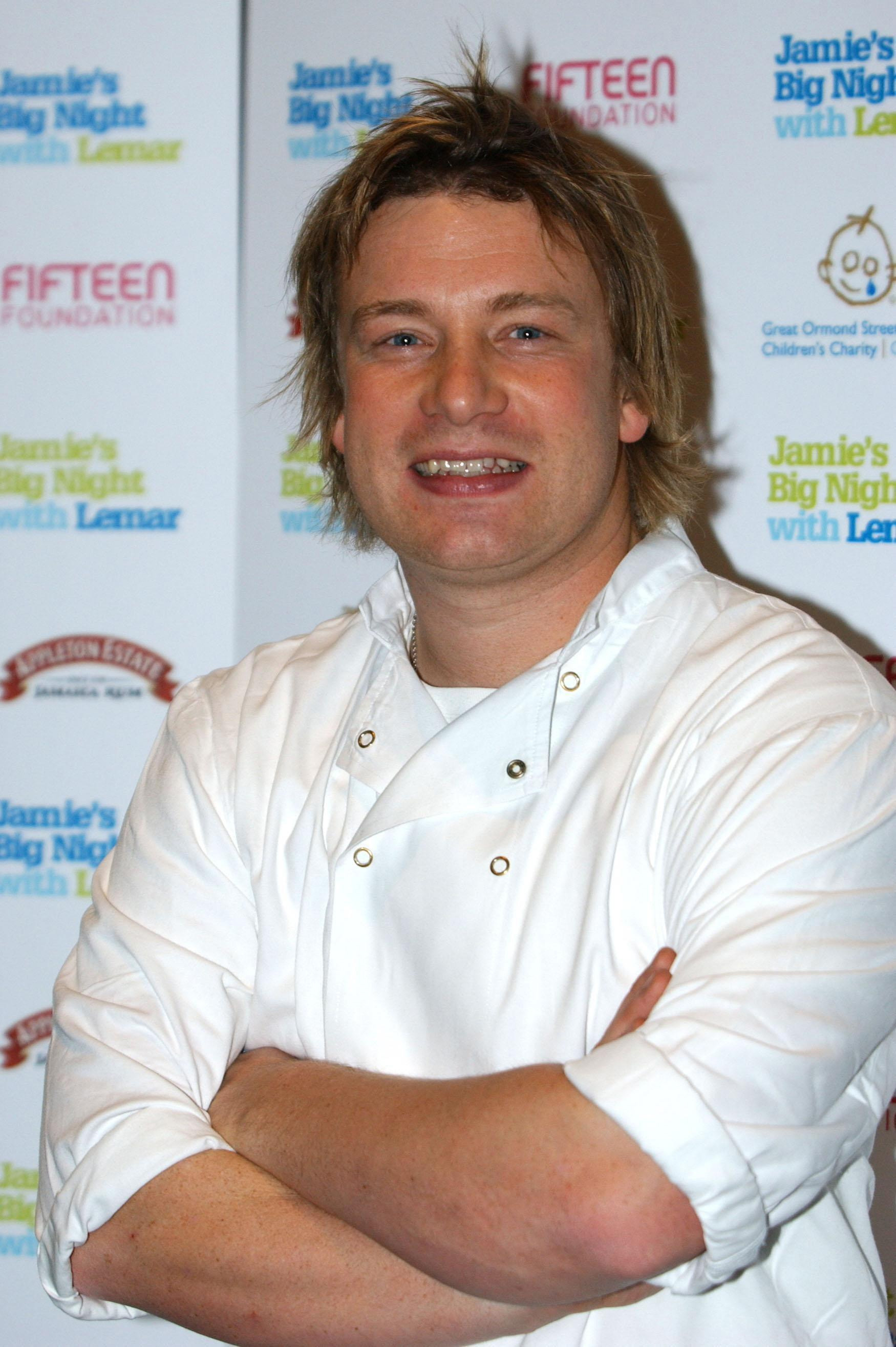Jamie Oliver to cook at G20 summit