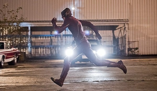 the flash season 6 running