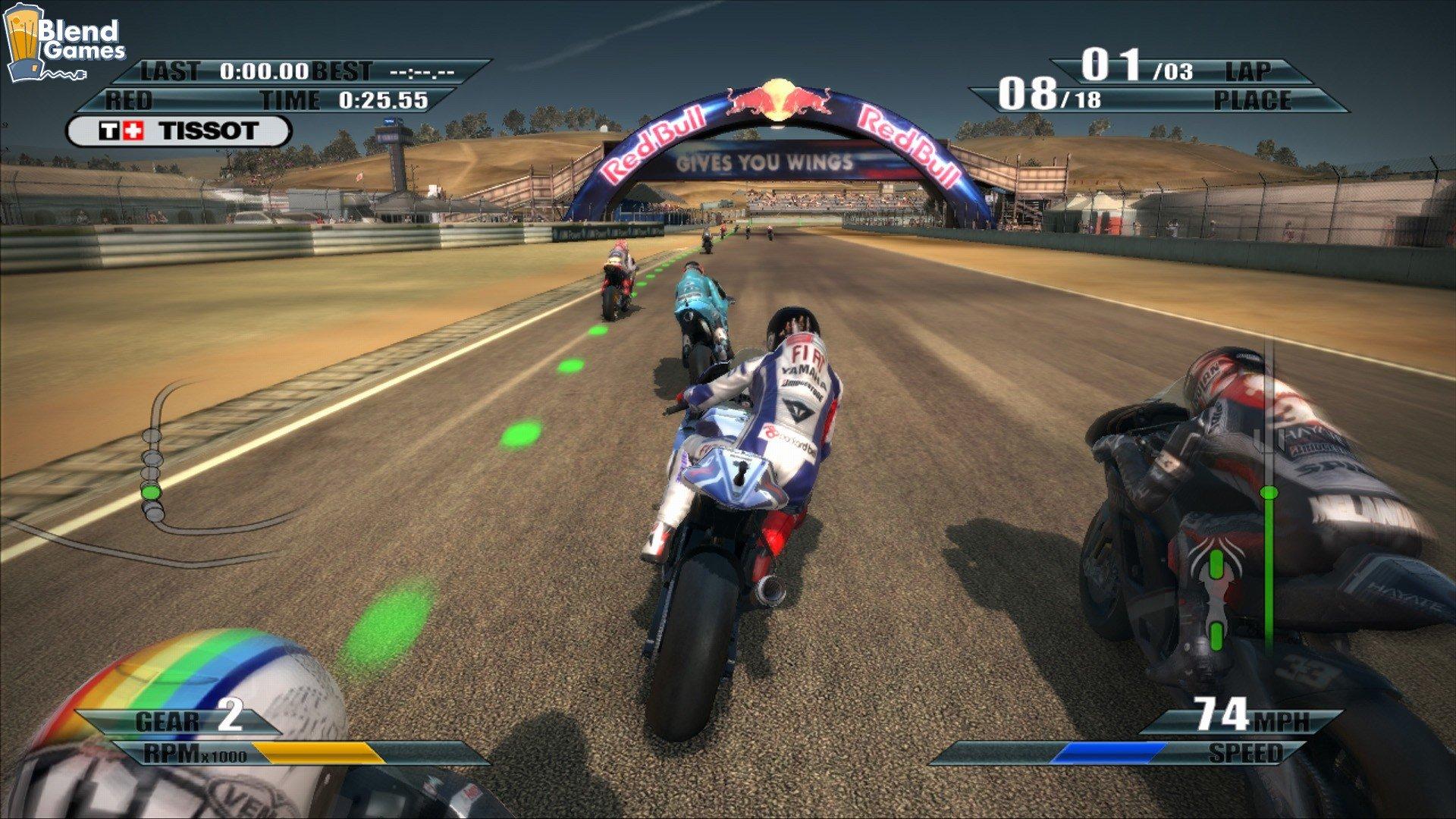 Motogp 09 10 Xbox 360 And Ps3 Hd Screenshots Demo And Dlc