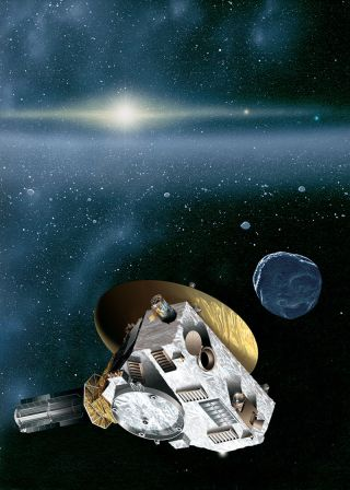 New Horizons Visiting Kuiper Belt Object