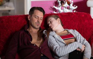 Darren Osborne and Juliet Quinn