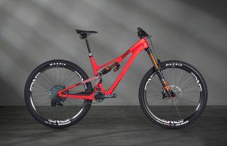 Spot's 29er enduro bike