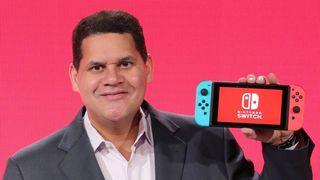 Nintendo Switch Reggie Fils-Aimé