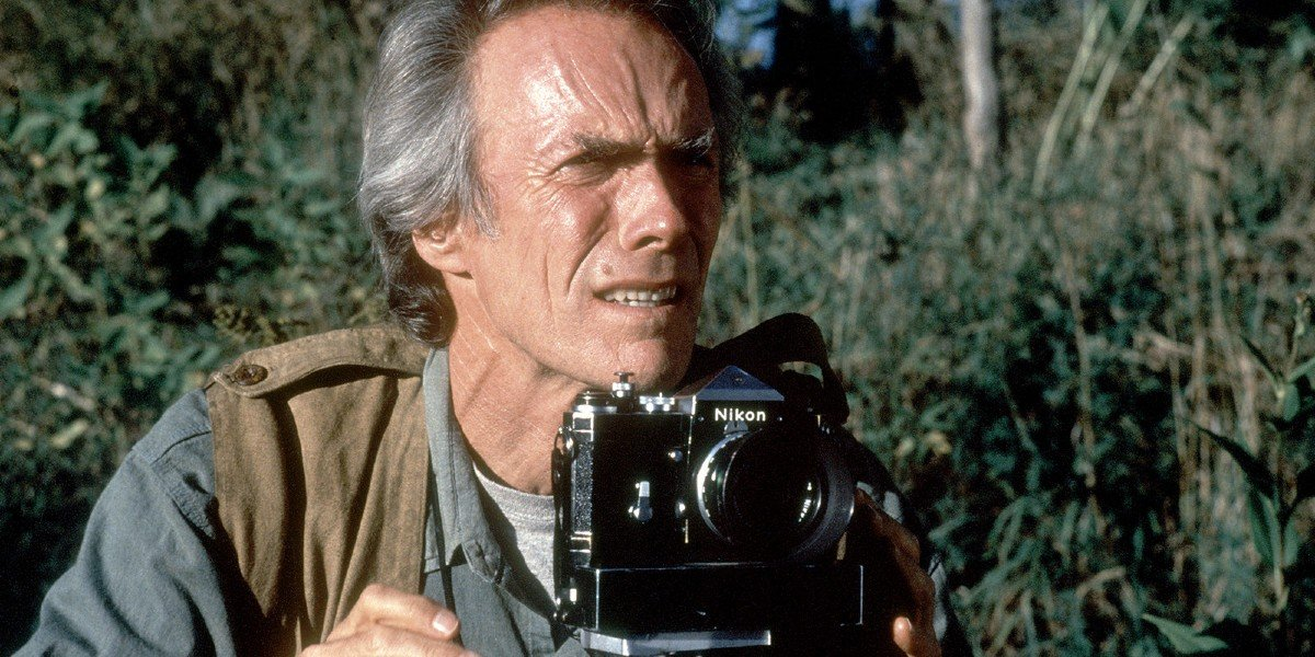 Clint Eastwood - The Bridges of Madison County