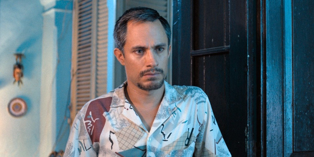 Gael Garcia Bernal in Wasp Network