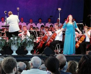 "Full Compass Systems Sponsors 12th Annual ""Opera in the Park"""