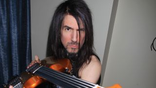 A picture of Ron 'Bumblefoot' Thal
