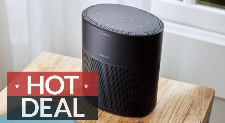 Bose Home Speaker 300 Black Friday Amazon deals