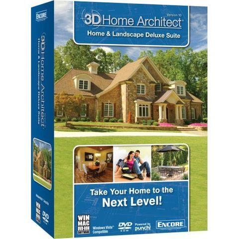 3d Home Architect Home Landscape Interior Design Software