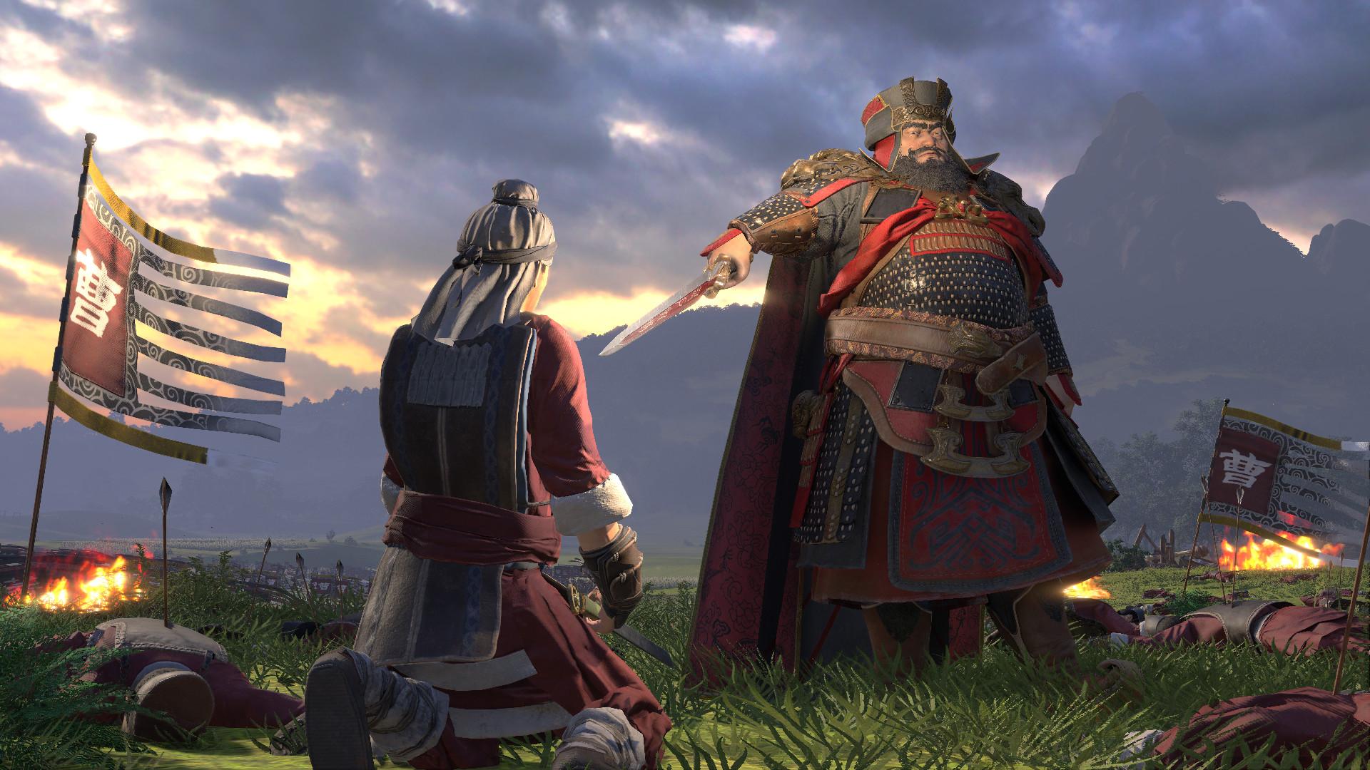 Total War: Three Kingdoms shows off its most villainous leader | PC