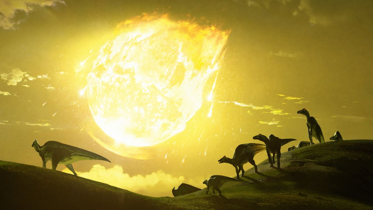 Fiery meteor that doomed the dinosaurs struck at 'deadliest possible' angle - Livescience.com