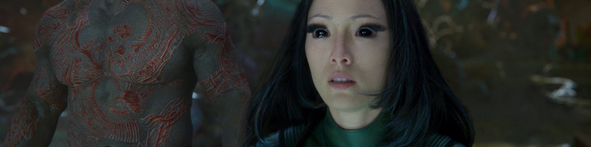 Mantis in Guardians of the Galaxy Vol 2