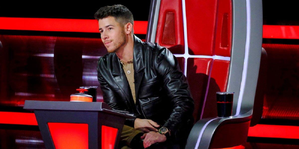 Nick Jonas The Voice NBC