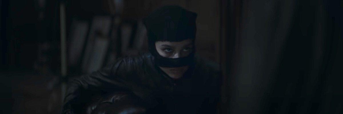 Zoe Kravitz in The Batman