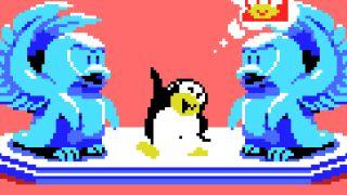 Penta the penguin