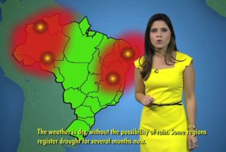 Brazil weather prediction