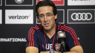 Unai Emery Arsenal selling club