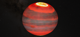 Scientists think that auroras could be behind mysterious heating on Jupiter.