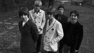 The Easybeats, with George Young, far right