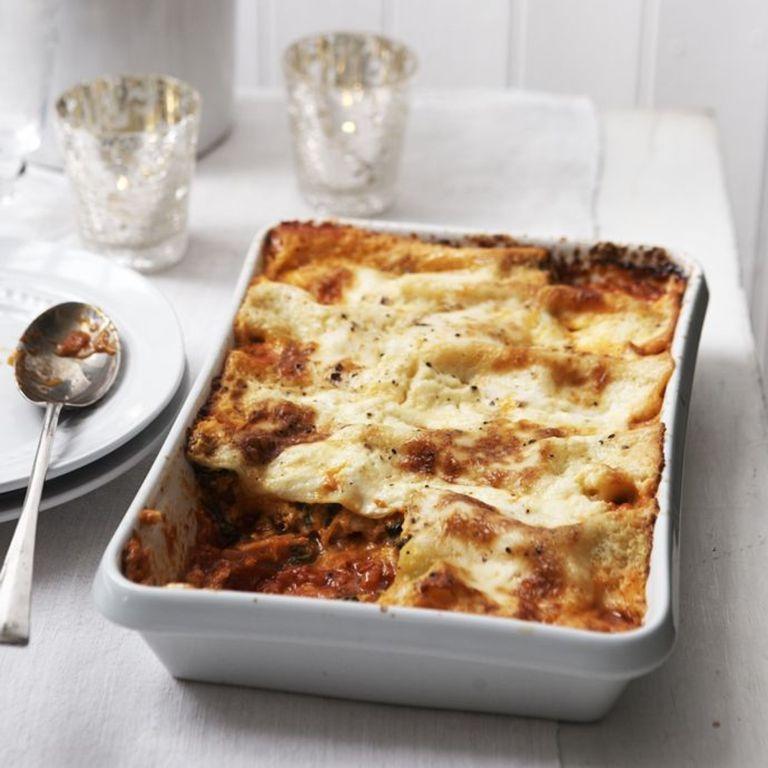 Squash and Ricotta Cannelloni with Taleggio recipe-recipe ideas-new recipes-woman and home