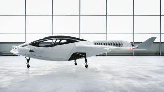 Lilium flying taxi