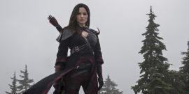 Arrow's Katrina Law Just Landed A Badass New TV Role