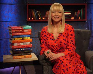 Between the Covers Season 2 host Sara Cox.