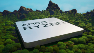AMD Ryzen Fortnite Island
