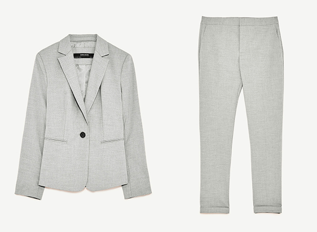 Blazer with Shoulder Pads – BUY NOW £29.99 211eb5e875a
