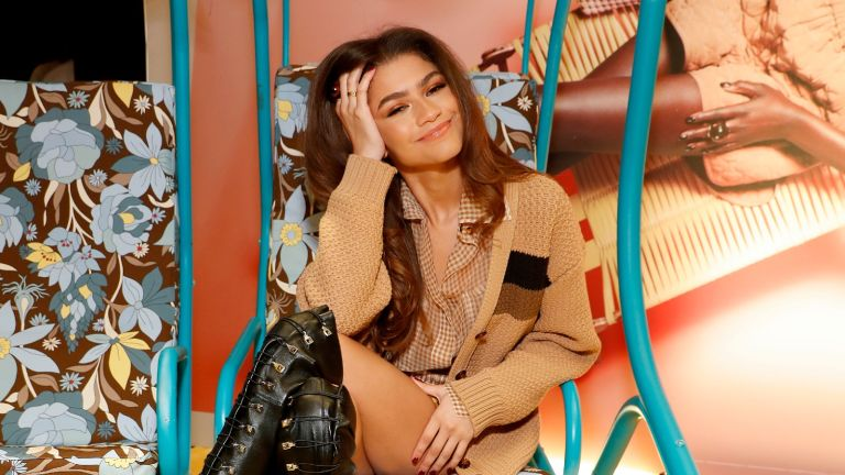 Zendaya attends The Launch of Solar Dream hosted by Fendi on February 05, 2020 in New York City