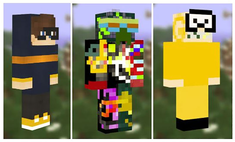 Beware Of Malicious Minecraft Skins That Attempt To Erase Your Hard Drive Pc Gamer
