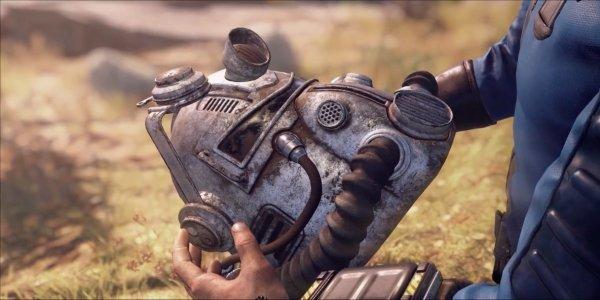 Fallout 76 Stress Test