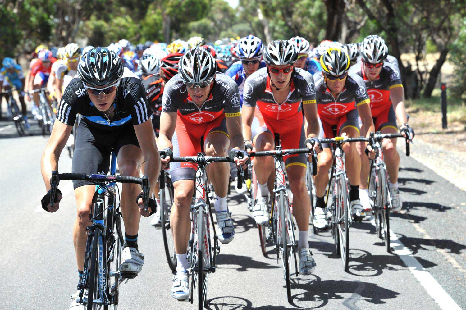 tour down under 2010, tdu 2010, tdu, stage 4, andre greipel, lance armstrong, team sky, radioshack, htc columbia