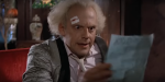 Great Scott! NCIS Star Shares First Look At Christopher Lloyd's Upcoming Guest Spot