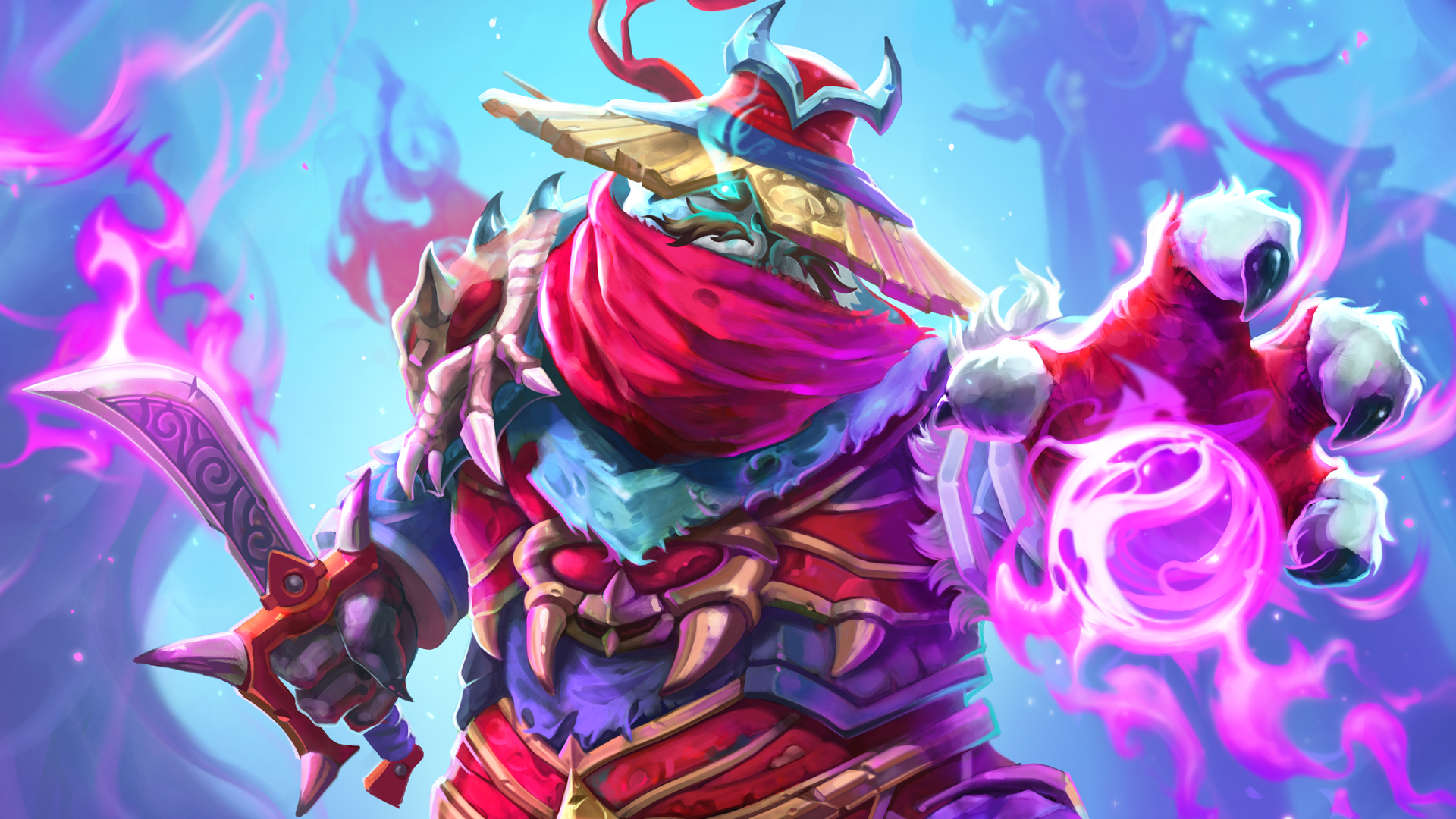 Hearthstone's Madness at the Darkmoon Faire card reveal: Tenwu of the Red Smoke