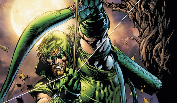 Oliver Queen Green Arrow