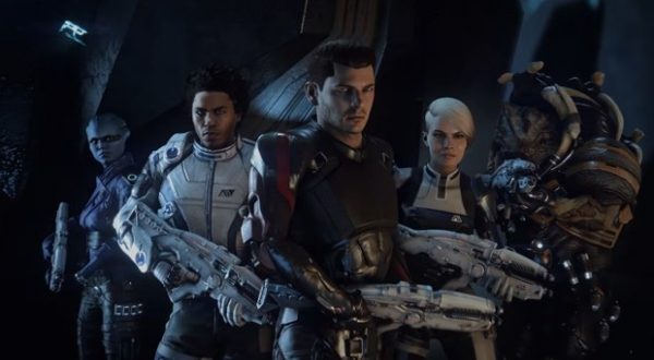 Mass Effect Andromeda X5 Ghost: Mass Effect: Andromeda Has A Gun You Can't Actually Use