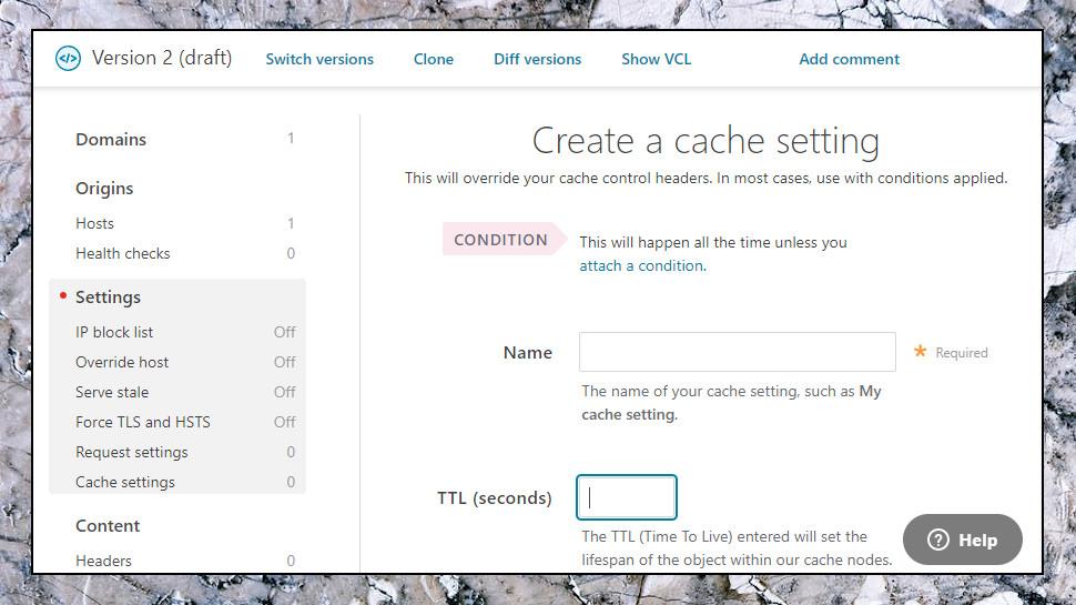 Setup Configuration Options