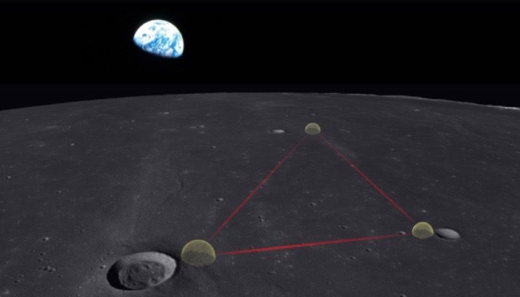 We could hunt gravitational waves on the moon if this wild idea takes off