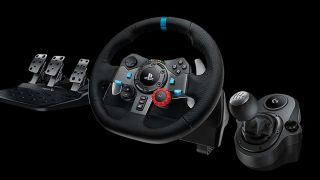 b6e99ca66ad (Image credit: Logitech). Up your game on the track with this massive deal  on the Logitech Dual-motor Feedback Driving Force G29 Gaming Racing Wheel  ...