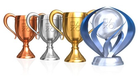 You can now earn PSN credit from your PlayStation trophies
