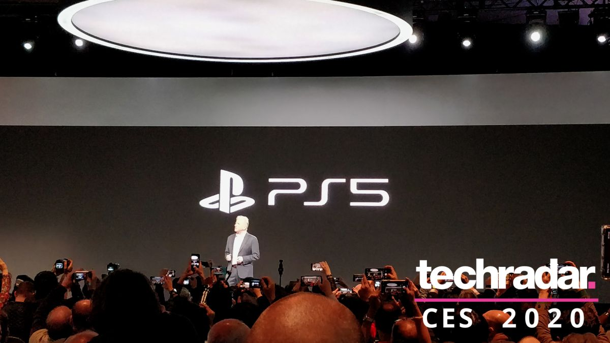 The best gaming reveals of CES 2020 (and the PS5 logo)