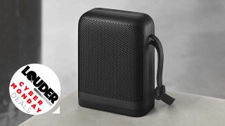 Bang & Olufsen Beoplay P6 Portable Bluetooth Speaker, Black