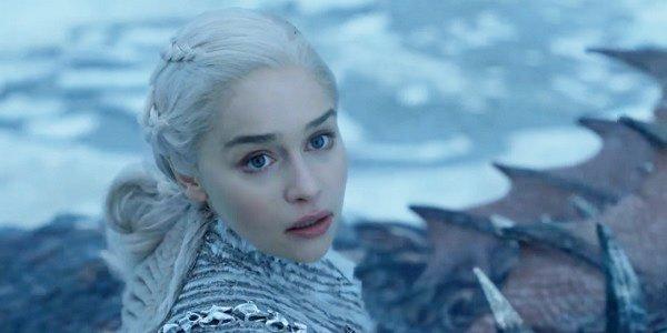 Daenerys Emilia Clarke Game of Thrones HBO